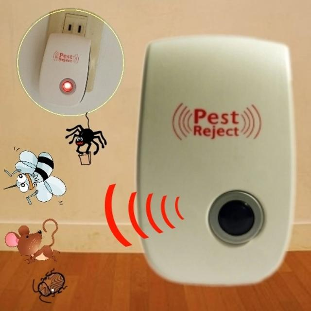 【開箱心得分享】MOMO購物網【Bunny】最新全方位超音波驅蚊器驅蟲器驅鼠器(三入)價格富邦momo台客服電話