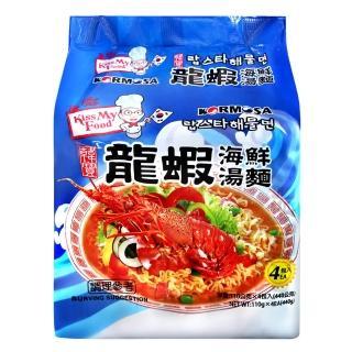 【Paldo】龍蝦海鮮湯麵(440g)