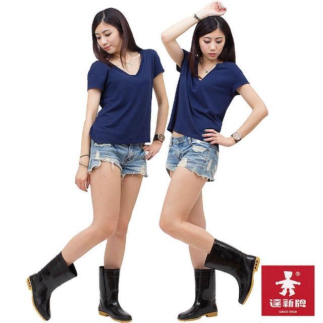 【好物推薦】MOMO購物網【達新牌】勁帥 專業防滑防水雨鞋效果如何momo購買