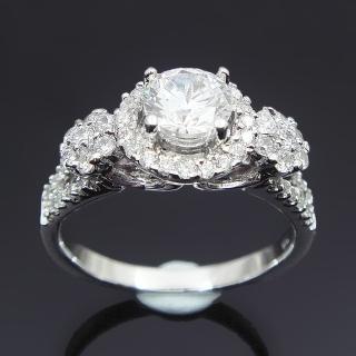 【Celosa名品-】時尚晶鑽戒指