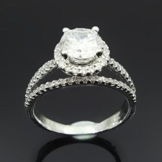 【Celosa名品-】晶亮晶鑽戒指