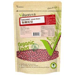 【米森】有機紅豆(450g)