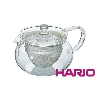 【HARIO】茶茶急須丸形茶壺450ml(CHJMN-45T)