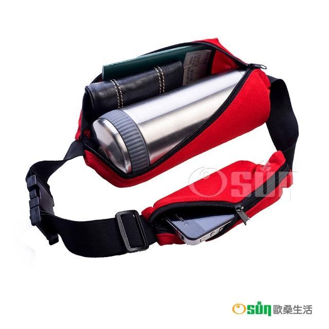 【OSun】魔術隱形腰帶 魔術隱形腰帶 momo購買網霹靂腰背包(九色可選CE-158A合)