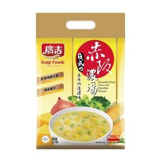 【廣吉】赤阪濃湯-玉米巧達(20g x 10小包)