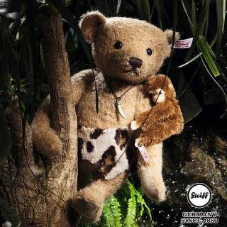 【STEIFF德國金耳釦泰迪熊】Johnny and Jocko 31cm(限量版泰迪熊)