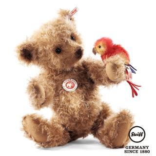 【STEIFF德國金耳釦泰迪熊】Alexander Teddy Bear 34cm(限量版泰迪熊)
