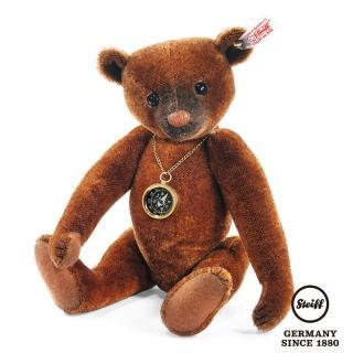 【STEIFF德國金耳釦泰迪熊】Nando Teddy Bear 30cm(限量版泰迪熊)