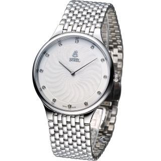 【E.BOREL 依波路】星宇系列紳士腕錶(GS706U-2590)