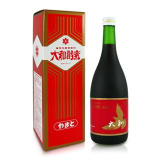 【日本養生國寶原裝進口】大和酵素原液 1 瓶(加momo網購運費,momo退貨運費,momo免運費,贈 精美提袋)