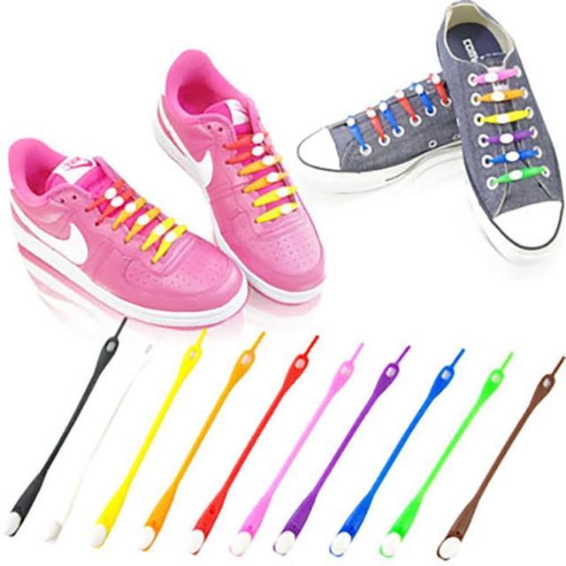 【好物分享】MOMO購物網日韓風行時尚流行免綁鞋帶/安全鞋帶超值10入組哪裡買momoe購物