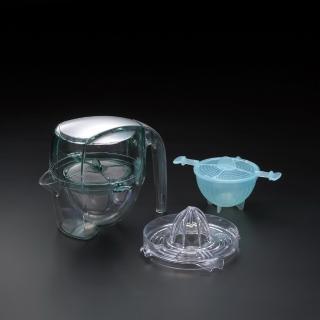 【盈亮】YL-61003BNA三合一沖茶器超值優惠2組(台灣製造.沖茶.榨汁.冰鎮.三合一)