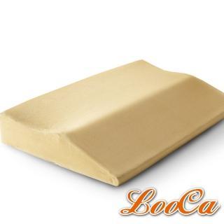 【LooCa】類麂皮護肩寶背記憶枕(2入)