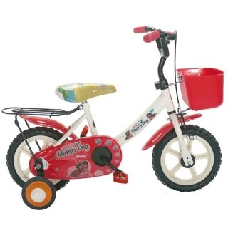【好物分享】MOMO購物網【Adagio】12吋酷樂狗輔助輪童車附置物籃(紅色)好嗎momo富邦購物