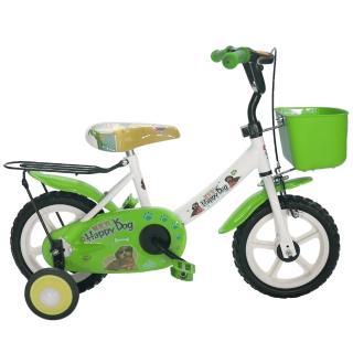 【勸敗】MOMO購物網【Adagio】12吋酷樂狗輔助輪童車附置物籃(綠色)評價momo購物台服務電話