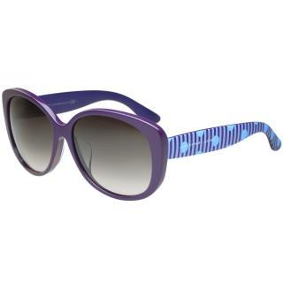 【MARC BY MARC JACOBS】-時尚太陽眼鏡(紫色)