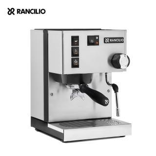 【Rancilio】半自動咖啡機(SILVIA)