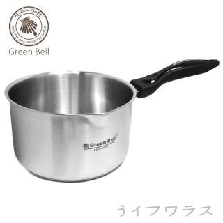 【仙德曼】七層複合金片手鍋-18cm贈:木湯杓