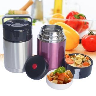 不鏽鋼真空保溫燜燒罐/燜燒杯(1000ml)