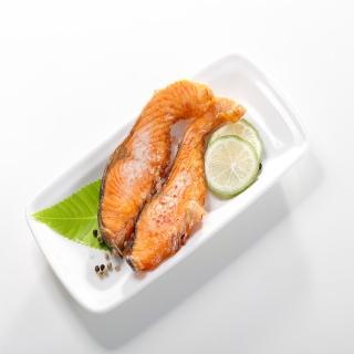 【華得水產】薄鹽鮭魚片6包(約300g/包)