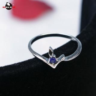 【HEMA KING】925純銀獨一無二造型青金戒