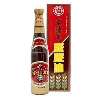 【丸吉】老陳年 純釀甲等壼底油膏(420ml)