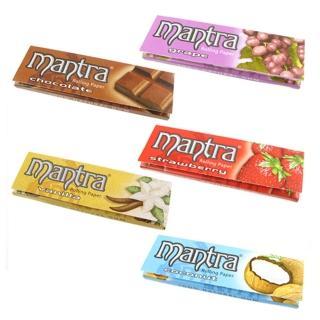 【Mantra】西班牙進口捲煙紙-5種香味可選