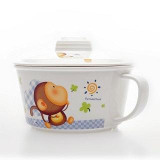 【跳跳猴】杯麵碗