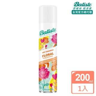 【Batiste】秀髮乾洗噴劑(花漾玫瑰200ml)