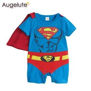 【baby童衣】包屁衣 英雄造型短袖 32005