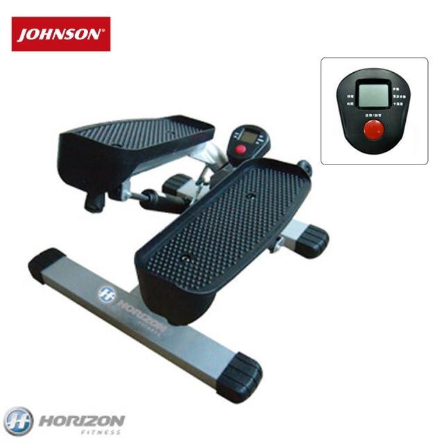 【私心大推】MOMO購物網【HORIZON】Dynamic008 扭腰踏步機(黑)開箱富邦