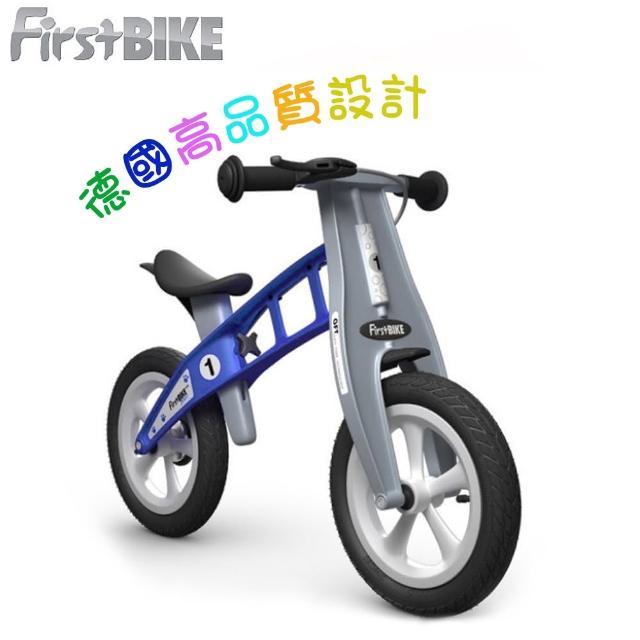 【私心大推】MOMO購物網【FirstBIKE】德國高品質設計 寓教於樂-兒童滑步車/學步車(帥氣藍)價錢momo旅遊網站