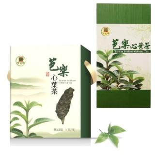 【香芭樂產銷班】芭樂心葉茶6件組(216入茶包+3盒茶葉)