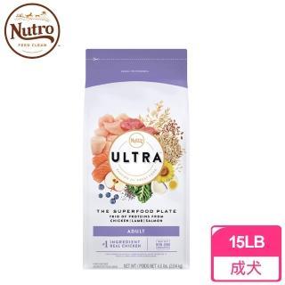【美士Nutro】大地極品 成犬樂活配方(15磅)