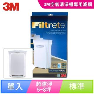 【3M】超濾淨型5/8坪空氣清淨機專用濾網(CHIMSPD-02UCF)