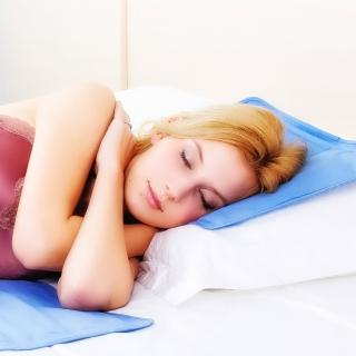 【Seraphic】涼夏消暑凝膠冷凝墊/冰涼枕墊(30*40公分)