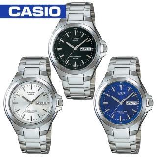 【CASIO 卡西歐】送禮首選-紳士時尚休閒錶(MTP-1228D)