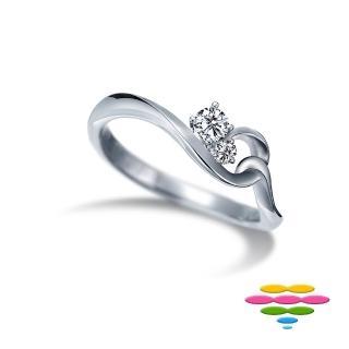 【彩糖鑽工坊】愛情9號線系列 鑽石戒指(CL-RD130)