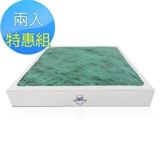【怡悅】HEPA濾心(適用大同TACR-75U/FH-75U空氣清淨機-兩片裝)