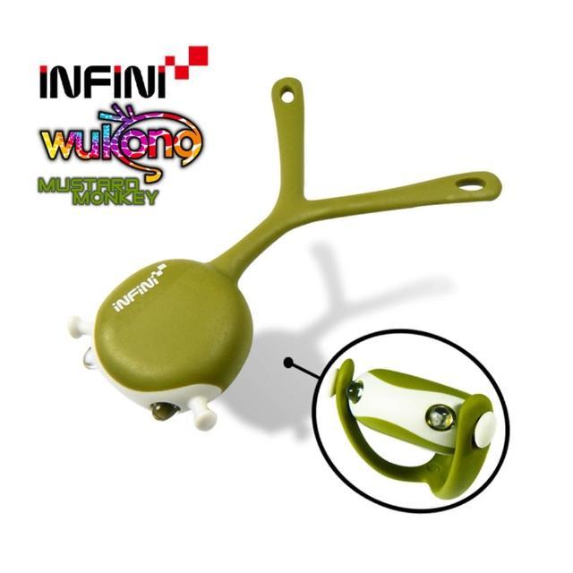 【部落客推薦】MOMO購物網【INFINI】WUKONG MONKEY 自車多功能LED燈具203w(白光綠色)效果富邦購物型錄