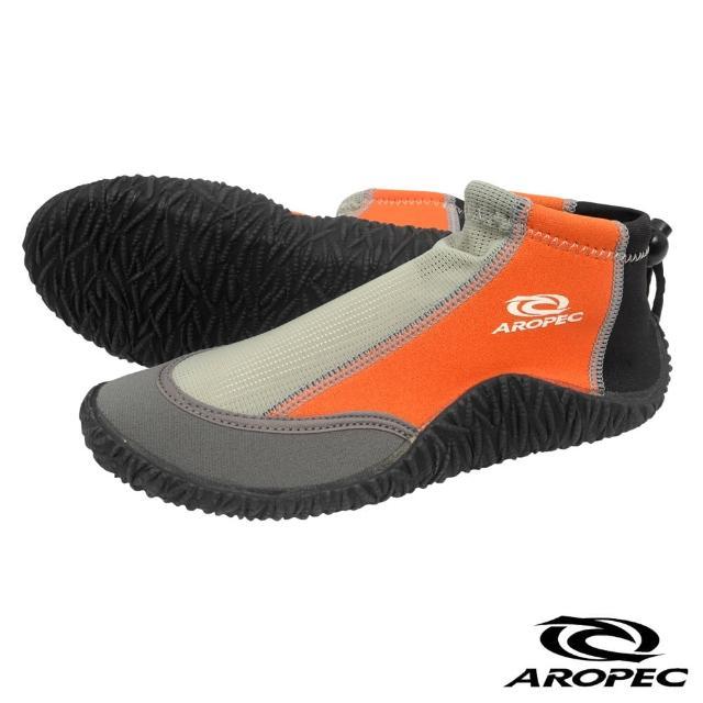 【私心大推】MOMO購物網【AROPEC】Roof 礁石膠底海灘鞋開箱富邦科技有限公司