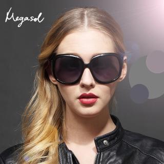 【MEGASOL】防眩光偏光太陽眼鏡3113(5色)
