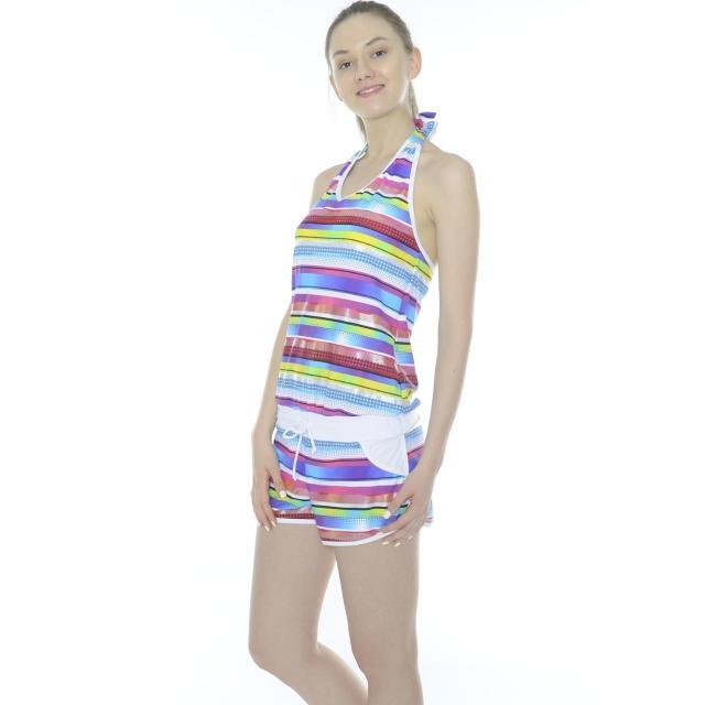 【真心勸敗】MOMO購物網【Bich Loan】珍艷二件式泳裝附泳帽(加贈白人旅遊組13007302)推薦momo網頁