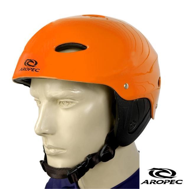 【AROPEC】Pioneermomo購物台 旅遊 拓荒者運動水帽(橘)