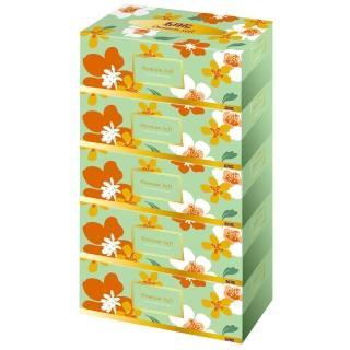 【五月花】親肌感盒裝面紙 200抽x5盒x10串/箱