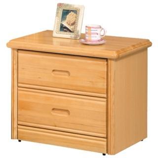 【顛覆設計】依拉檜木色床頭櫃