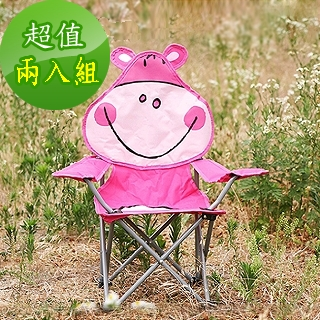 【韓國SELPA】卡通動物折疊椅(超值兩入組)