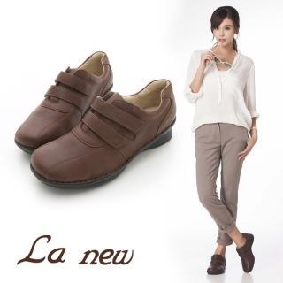 【La new】雙密度PU氣墊鞋(女214025028)