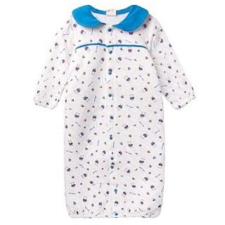 【baby童衣】連身衣 可愛滿版動物翻領造型 47081(共三色)