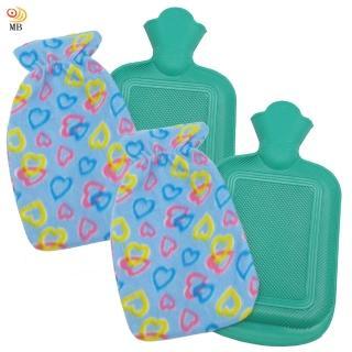 【好物推薦】MOMO購物網【月陽】時尚花紋1升冰熱兩用保暖水袋熱水袋送絨布套超值2入(00252)有效嗎momo網路